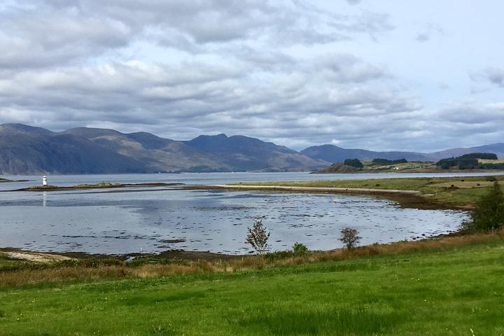 Port Appin Bay looking towards Morvern