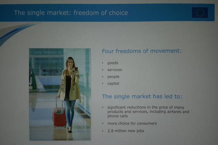 The single market