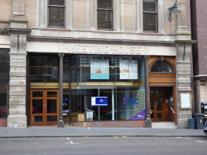 Dundee Quaker Meeting House