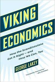 Viking Economics:  Book Tour