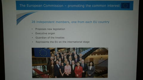 The EU Commission